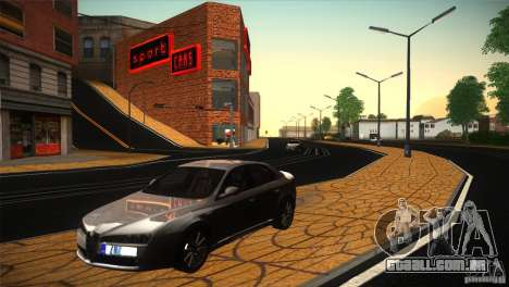 San Fierro Upgrade para GTA San Andreas