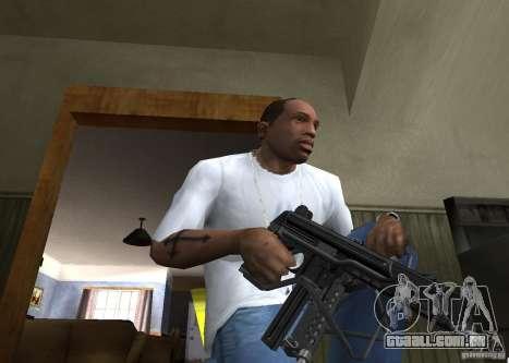 Walther MPL para GTA San Andreas segunda tela