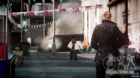Jake Mueller para GTA 4 segundo screenshot