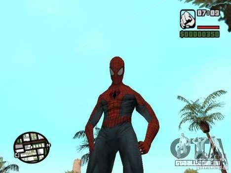 Homem-Aranha 2099 para GTA San Andreas
