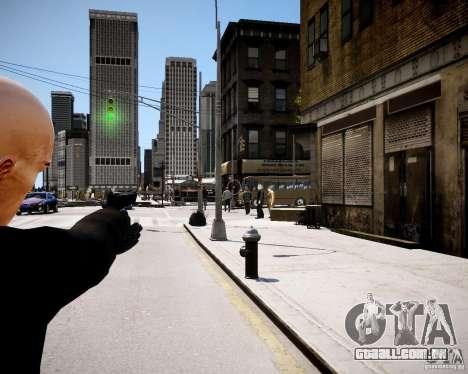 Hitman Blood Money Skin para GTA 4 terceira tela