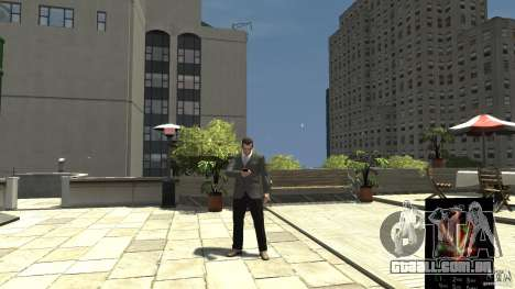 Ganja PhoneCell Theme para GTA 4 segundo screenshot