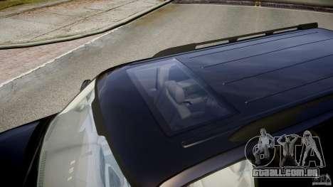 Chevrolet Suburban Z-71 2003 para GTA 4 vista inferior