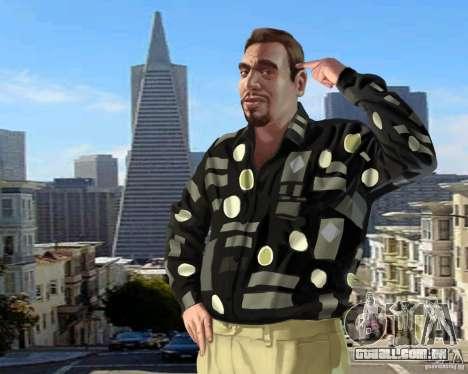 Tela de boot em San Francisco para GTA 4 segundo screenshot