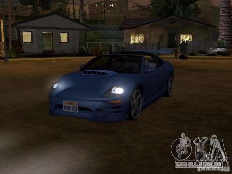 Mitsubishi Spyder para GTA San Andreas