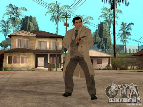Joe Barbaro de Mafia 2 para GTA San Andreas