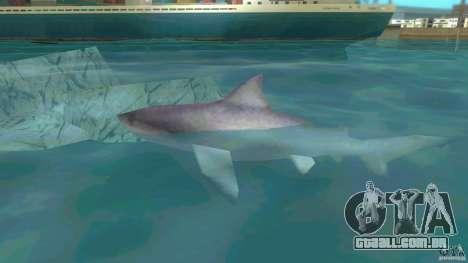 Shark Boat para GTA Vice City deixou vista