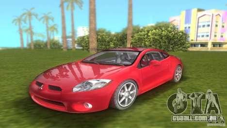 Mitsubishi Eclipse GT 2007 para GTA Vice City