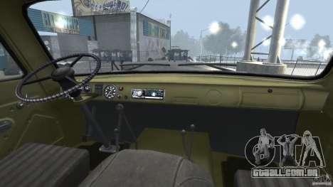 UAZ 451DM para GTA 4 vista lateral