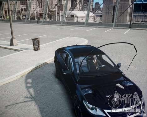 Volkswagen Passat CC para GTA 4 vista lateral