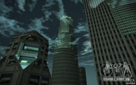 Arranha-céus de HD para GTA San Andreas sexta tela