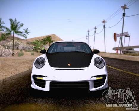 Porsche 911 GT2 RS 2012 para GTA San Andreas vista direita