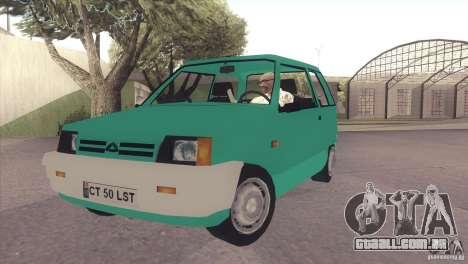 Dacia 500 Lastun para GTA San Andreas