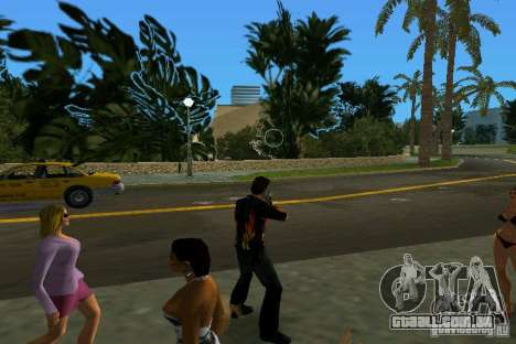 Manual Aiming para GTA Vice City segunda tela