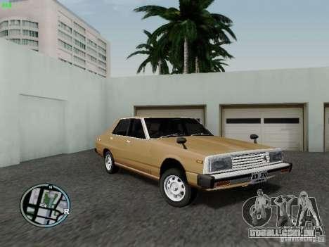 Nissan Skyline 2000GT C210 para GTA San Andreas