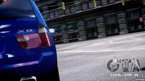 BMW X5 E53 v1.3 para GTA 4 rodas