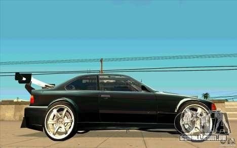 NFS:MW Wheel Pack para GTA San Andreas nono tela