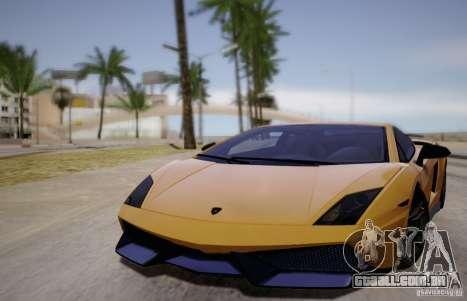 CreatorCreatureSpores Graphics Enhancement para GTA San Andreas segunda tela
