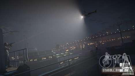 Telas de carregamento de GTA 5 para GTA San Andreas por diante tela