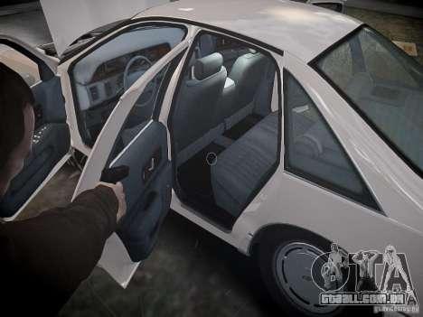 Chevrolet Caprice 1993 Rims 1 para GTA 4 motor