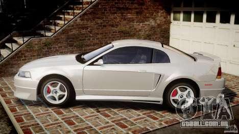 Ford Mustang SVT Cobra v1.0 para GTA 4 esquerda vista
