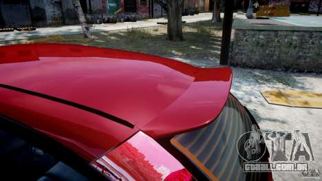 Ford Focus SVT para GTA 4 rodas
