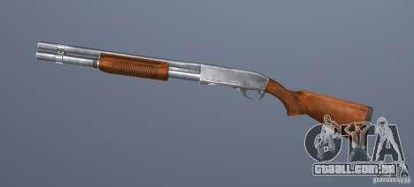 Grims weapon pack3-4 para GTA San Andreas segunda tela
