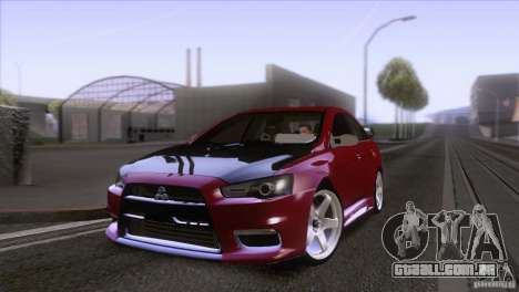 Shine Reflection ENBSeries v1.0.0 para GTA San Andreas