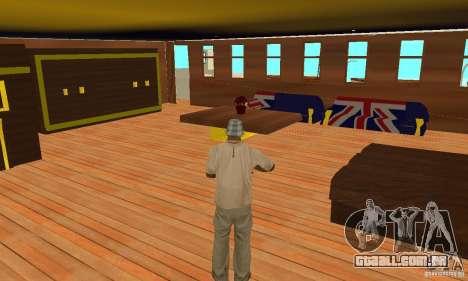 RMS Titanic para o motor de GTA San Andreas