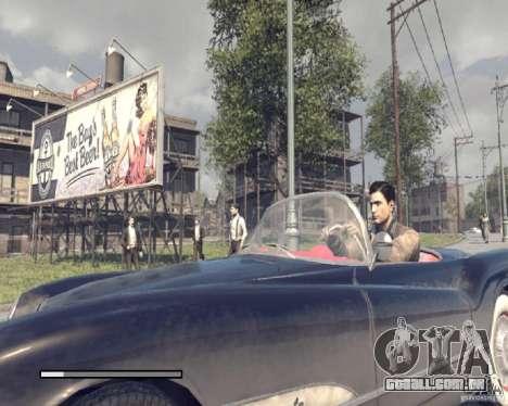Telas de carregamento de Mafia 2 para GTA San Andreas oitavo tela