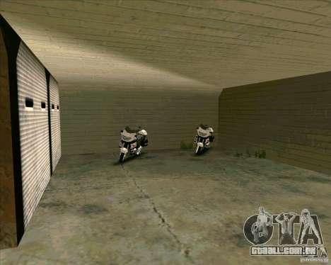 Priparkovanyj transporte v 3,0-de-Final para GTA San Andreas segunda tela