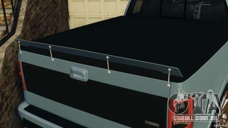 Saleen S331 [Final] para GTA 4 vista superior