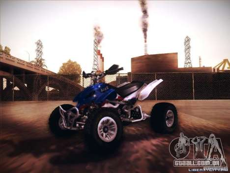 Bike Pure para vista lateral GTA San Andreas