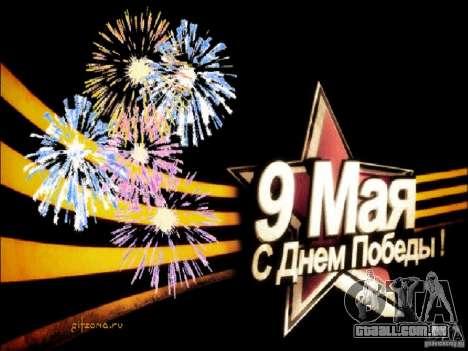 Tela de boot, 9 de maio para GTA Vice City