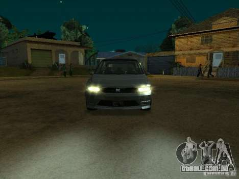 Perene de GTA 4 para GTA San Andreas vista direita