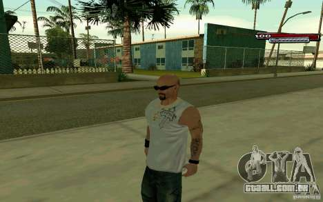 Mexican Drug Dealer para GTA San Andreas