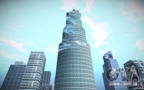 Arranha-céus de HD para GTA San Andreas