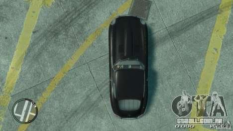 Jaguar XK E-type para GTA 4 vista direita