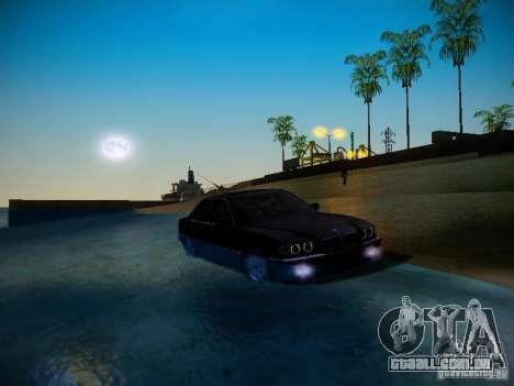 ENBSeries by Avi VlaD1k v3 para GTA San Andreas por diante tela