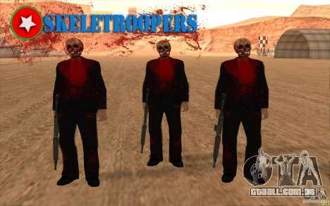 Criaturas místicas para GTA San Andreas nono tela