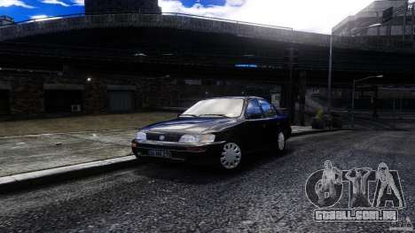 Toyota Corolla 1.6 para GTA 4
