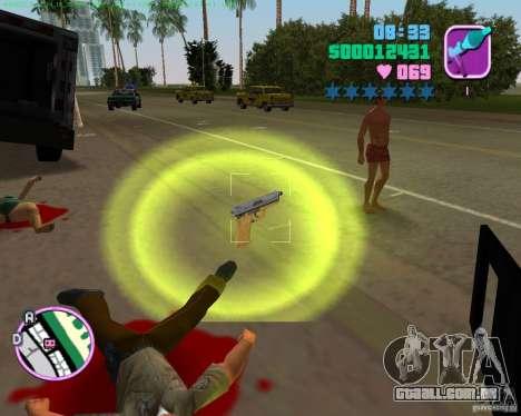 USP-45 em um deserto a morrer de para GTA Vice City por diante tela