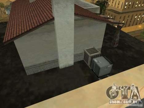 Mapa de Parkour e bmx para GTA San Andreas