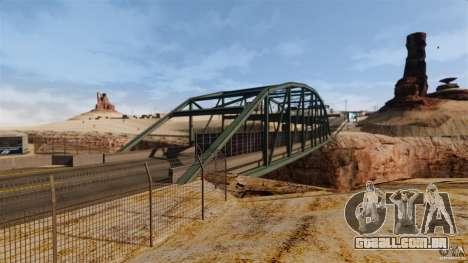 Ambush Canyon para GTA 4 segundo screenshot