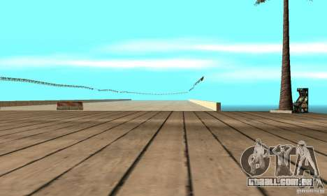 Dan Island v1.0 para GTA San Andreas sexta tela
