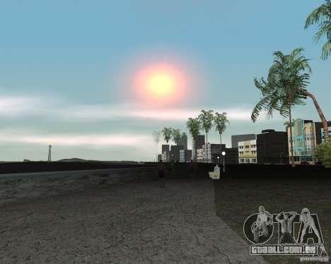 Novas texturas de VC GTA United para GTA San Andreas segunda tela