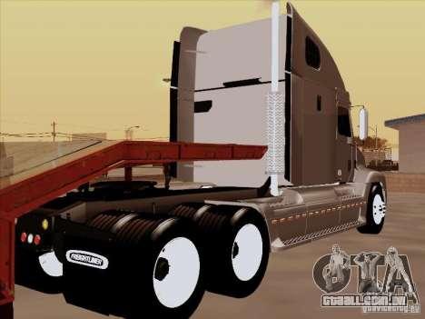 Freightliner Century ST para GTA San Andreas vista direita