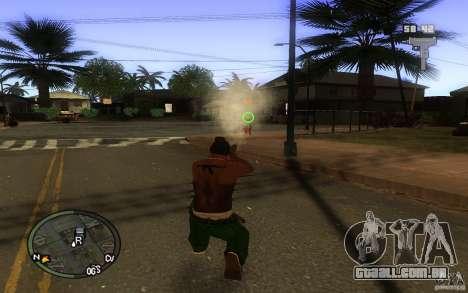 Vista v1 para GTA San Andreas segunda tela