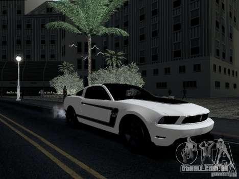 ENBSeries by Shake para GTA San Andreas terceira tela