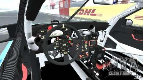 Porsche GT3 RSR 2008 para GTA 4 vista direita